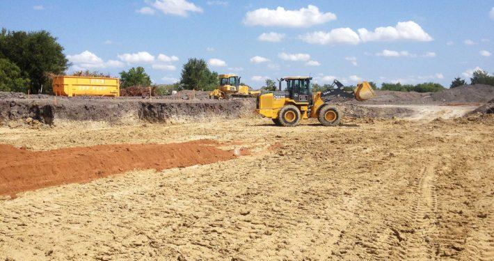 Ground Excavation - Smith Paving Company - Austin, TX