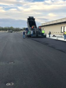 Averitt Truck Terminal - Smith Paving Company - Austin, TX