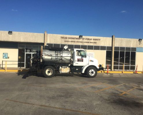 Texas Department of Transportation - Smith Paving Company