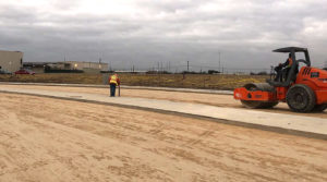 Commercial Site Development - Smith Paving Company